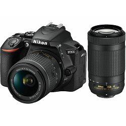 Fotoaparat NIKON D5600 KIT AF-P 18-55 VR + AF-P 70-300VR