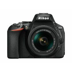 Fotoaparat NIKON D5600 KIT AF-P 18-55VR + AF-S55-200 VR