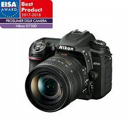 Fotoaparat NIKON D7500 KIT 16-80 VR
