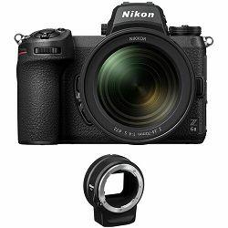 Fotoaparat NIKON Z6II + 24-70 f4 + FTZ Adapter Kit