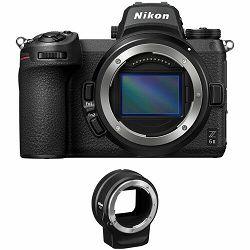 Fotoaparat NIKON Z6II + FTZ Adapter Kit