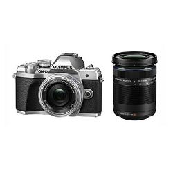 Fotoaparat OLYMPUS E-M10 III DZK V207074SE000 srebrni