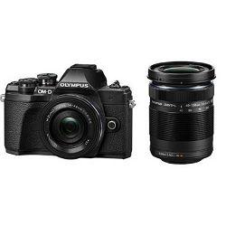 Fotoaparat OLYMPUS E-M10 III DZK V207074BE000 crni