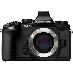 Fotoaparat OLYMPUS OM-D E-M1 crni + objektiv Zuiko Digital ED 12-40mm 1:2.8 PRO + objektiv Zuiko Digital ED 40-150mm 1:2.8 PRO