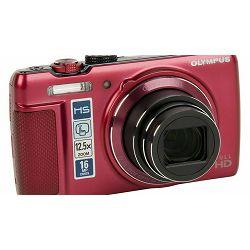 Fotoaparat OLYMPUS SH-21 crveni