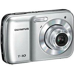 Fotoaparat OLYMPUS T-10 srebrni