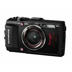 Fotoaparat OLYMPUS TG-4 crni + poklon memorijska kartica 16GB