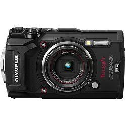Fotoaparat OLYMPUS TG-5 crni