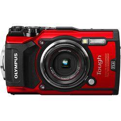 Fotoaparat OLYMPUS TG-5 crveni