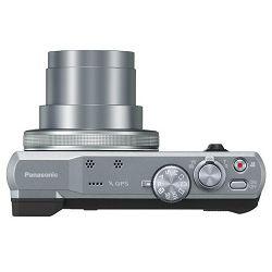 Fotoaparat PANASONIC DMC-TZ60EP-S srebrni + poklon memorijska kartica 16GB