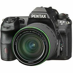 Fotoaparat PENTAX K3 II + DA 18-135WR + poklon memorijska kartica 32GB