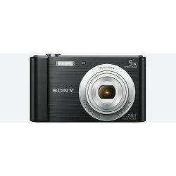 Fotoaparat SONY DSC-W800B crni