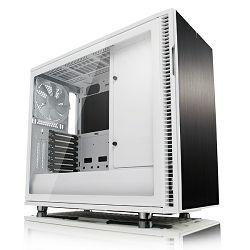 Kućište FRACTAL Define R6 White TG, Tip C bijelo sa stakl