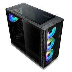 Kućište FRACTAL Define S2 Vision RGB Blackout, crno