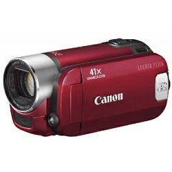 Video kamera CANON LEGRIA FS306 red  + poklon 4GB SD kartica