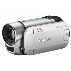 Video kamera CANON LEGRIA FS306 silver + poklon 4GB SD kartica