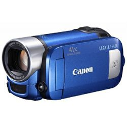Video kamera CANON LEGRIA FS406 blue + poklon 4GB SD kartica