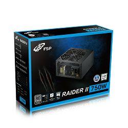 Napajanje FORTRON Raider II PSU 750W,80+ SILVER