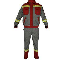 Zaštitno odjelo FYRTEX G1L CVC275 (protiv vrućine i vatre)