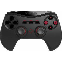 Gamepad PS3 Speedlink bežični STRIKE NX, crni