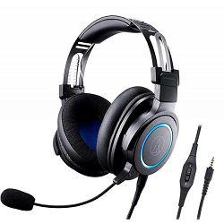 Gaming slušalice s mikrofonom AUDIO-TECHNICA ATH-G1 3.5mm