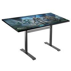 Gaming stol WHITE SHARK 1375X675X25 ASCENDED