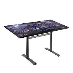 Gaming stol WHITE SHARK 1375X675X25 OBLIVION