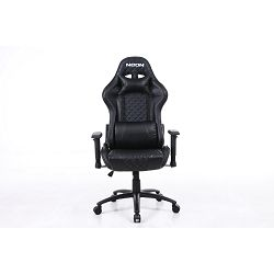 Gaming stolica NEON eSports Warrior crna