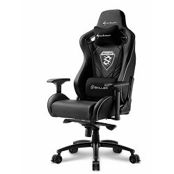 Gaming stolica SHARKOON Skiller SGS4, crna