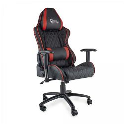 Gaming stolica WHITE SHARK PRO RACER crno crvena