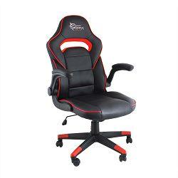 Gaming stolica WHITE SHARK SHEBA crno crvena