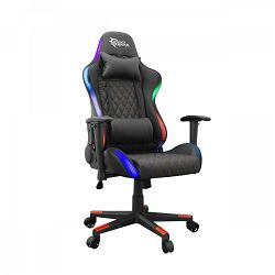 Gaming stolica WHITE SHARK THUNDERBOLT crna RGB