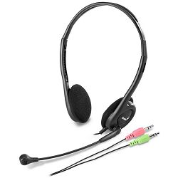 Slušalice s mikrofonom GENIUS HS-200C set, 3.5mm