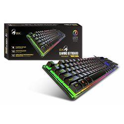 Tipkovnica GENIUS Scorpion K8 (gaming, mehanička, RGB osvjetljenje, crna)