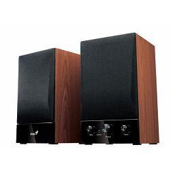 Zvučnici za PC GENIUS SP-HF1250B II, 40W drveni
