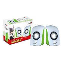 Zvučnici za PC 2.0 GENIUS SP-U115 bijeli