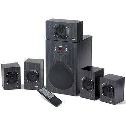 Zvučnici GENIUS SW-HF5.1 4500, 125W, 230V wood