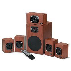 Genius zvučnici SW-HF5.1 4600 II, 125W, drveni