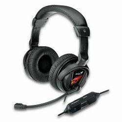 GENIUS HS-G500V SET, slušalice i mikrofon