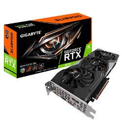 Gigabyte GF RTX2070 GAMING OC, 8GB GDDR6