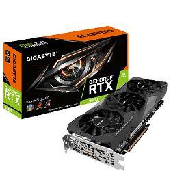 Gigabyte GF RTX2080 GAMING OC, 8GB GDDR5X