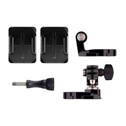 GOPRO dodatna oprema za kameru nosač za kacigu Helmet Front + Side Mount