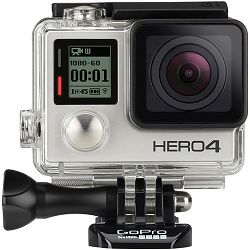 Video kamera GOPRO HERO 4 Silver Adventure + poklon GT-138 Floaty sponge