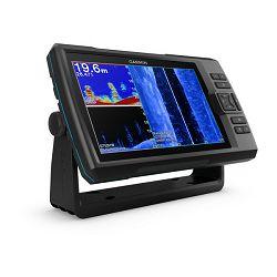 GPS fishfinder GARMIN Striker Plus 9sv (s krmenom sondom CHIRP 150-240kHz/DownVü/SideVü GT52HW-TM, 12-pin)