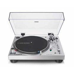 Gramofon AUDIO-TECHNICA AT-LP120X-USB silver