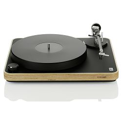 Gramofon CLEARAUDIO Concept / Concept Wood - MM + Satisfy Kardan (Black, Wood)