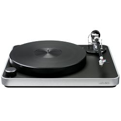 Gramofon CLEARAUDIO Concept / Concept Wood - MC + Satisfy Kardan (Black, Silver)