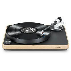 Gramofon CLEARAUDIO Concept / Concept Wood - Essence MC (Black, Wood)