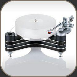 Gramofon CLEARAUDIO Innovation - Black Lacquer (Black, Acryl)