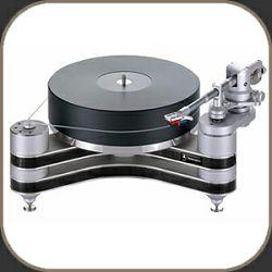 Gramofon CLEARAUDIO Innovation - Black Lacquer (Silver, Black)